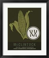 Framed Mcclintock