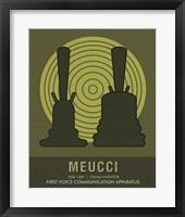 Framed Meucci