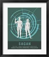 Framed Sagan