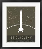 Framed Tsiolkovsky