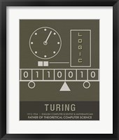 Framed Turing