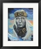 Framed Chief Bear