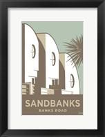 Framed Sandbanks Banks Road