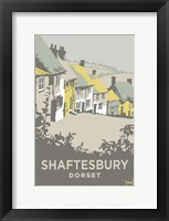 Framed Shaftesbury Dorset