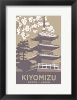 Framed Kiyomizu