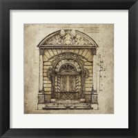 Framed Door IV