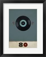Framed Vinyl 80