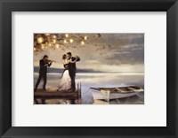 Framed Twilight Romance