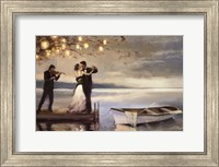 Framed Twilight Romance