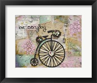 Framed Bicycle of Love