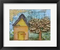 Framed Heart of Home