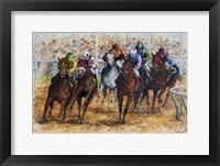 Framed Derby