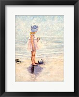 Framed Discoveries At The Beach