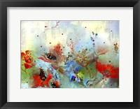 Framed Poppy 1