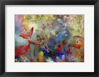 Framed Poppy 2