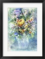 Framed Bouquet of Flowers 2