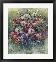 Framed Bouquet of Flowers 5
