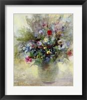 Framed Bouquet of Flowers 9