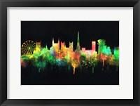 Framed Cityscape 3
