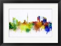 Framed Cityscape 5