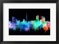Framed Cityscape 6