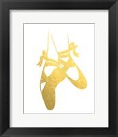 Framed Ballerina Slippers