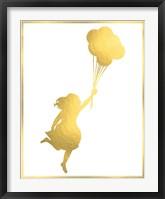 Framed Balloon Run