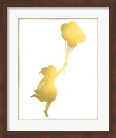 Framed Balloon Run
