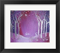 Framed Winter Enchantment
