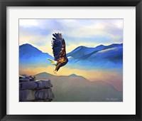 Framed Fly Higher