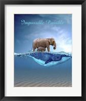 Framed Impossible Possible