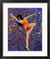 Framed Happy Dance