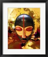 Framed Mask
