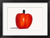 Framed Red Pepper