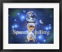 Framed Space time
