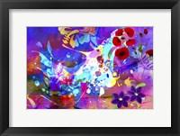 Framed Color Explosion 8