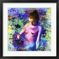 Framed Color Bath