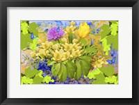 Framed Flower Design 30