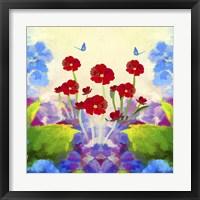 Framed Flower Design 31