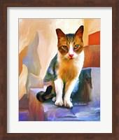 Framed Cat 1A