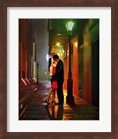 Framed Kissing Goodnight