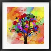 Framed Color Tree SEP