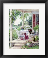 Framed Afternoon on the Veranda