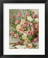 Framed Posies for the Princess