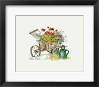 Framed Gardening Gear