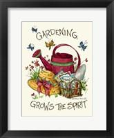 Framed Gardening