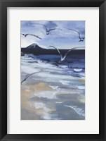 Framed Pacific Breezes II