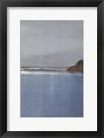 Framed Lulworth Cove III
