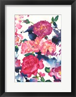 Framed Rose Is Just A Rose