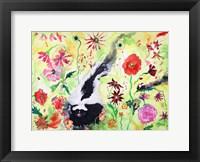 Framed Skunk